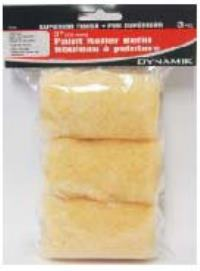 PAINT ROLLER REFILL 3 inches 3PC