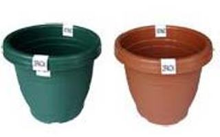 Planters 7.75 inches dia.x6 inches height