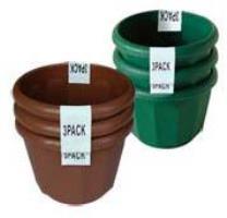 Planters Dia.5 inches 3PK