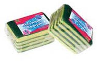 Scouring Sponges - 5PC