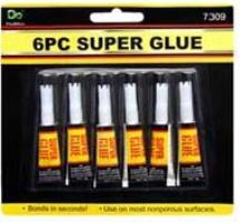 Super Glue 6PC