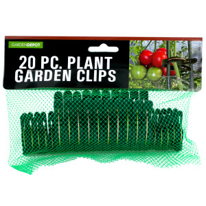 cheap garden plant clips
