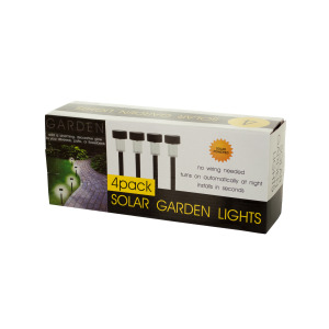 wholesale garden lights solar powered