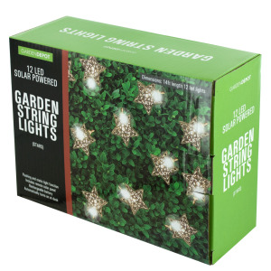 wholesael led solar string lights