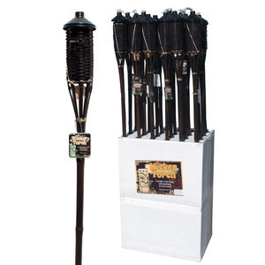 wholesale prices on tiki torch displays