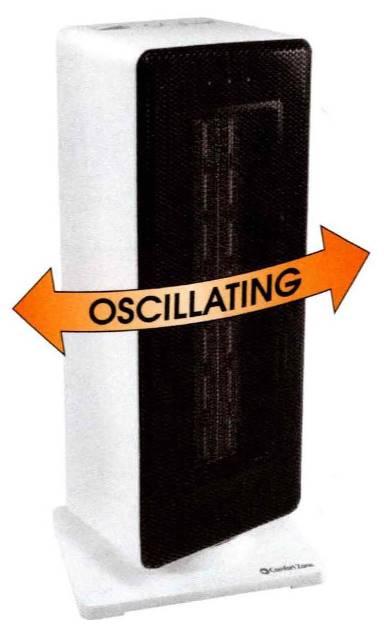 Wholesale Oscillating Ceramic Tower Heater