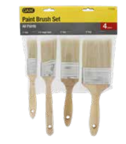 Wholesale pricing on paint brushes