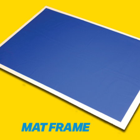 tacky mat frame