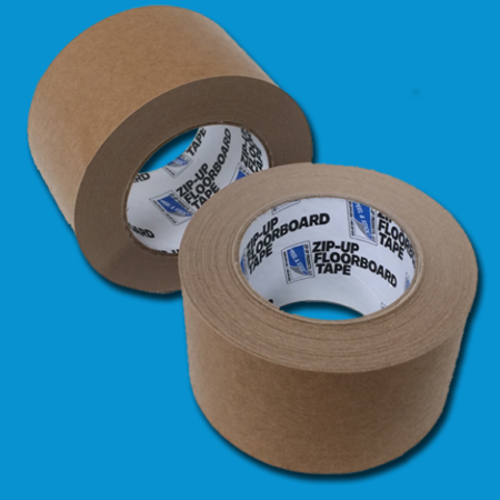 zip up floorboard tape