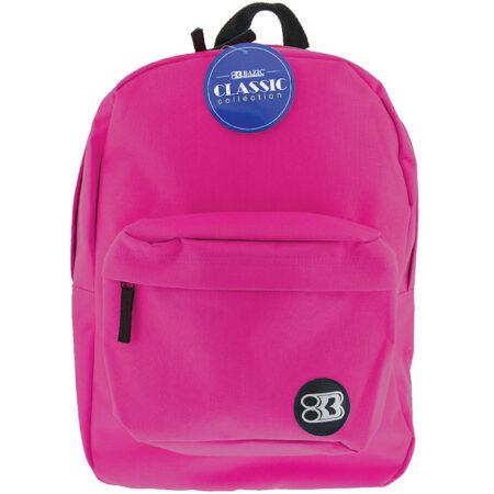 fuchsia backpack