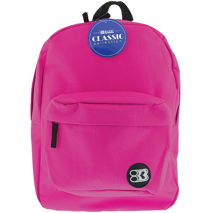 fuchsia backpack