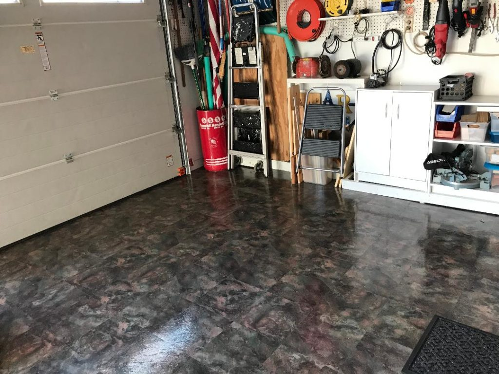 Can You Tile A Garage Floor Mycoffeepot Org