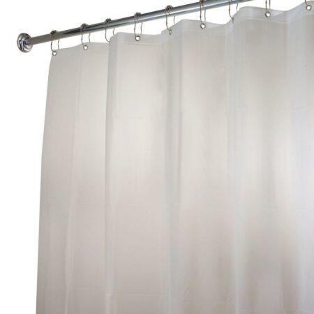 Vinyl shower curtain liners