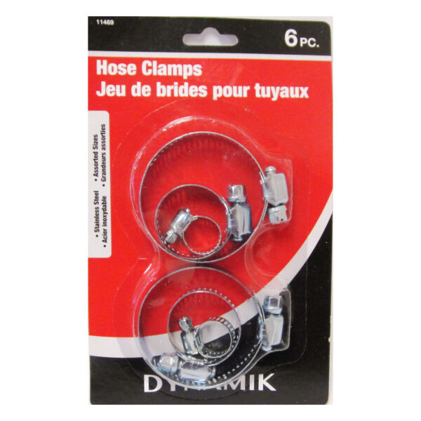 Deluxe Hose Clamps