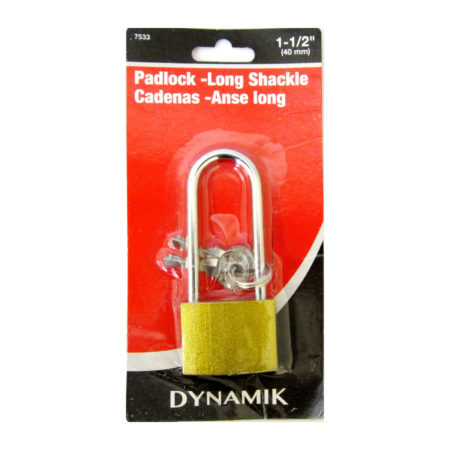 Long Padlock 1-1/2″(40MM)