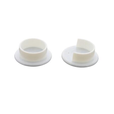 Closet Pole Sockets, Plastic