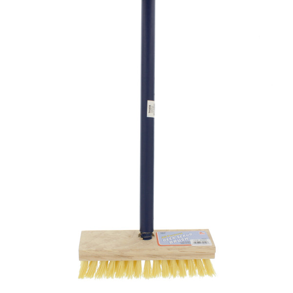 deck scrub brush