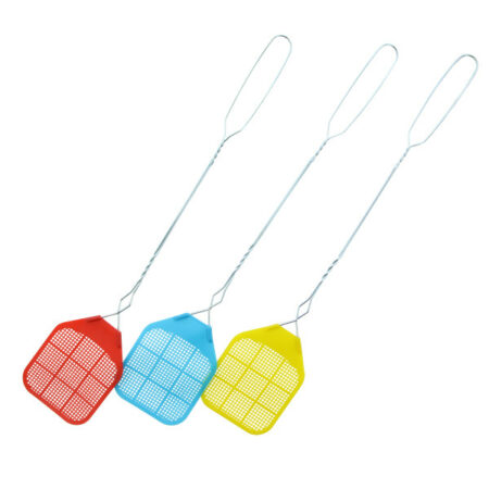 Fly Swatter, Assorted Colors