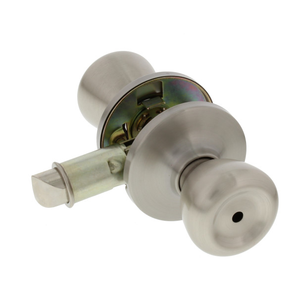 Interior Privacy Door Lock, Stainless Steel