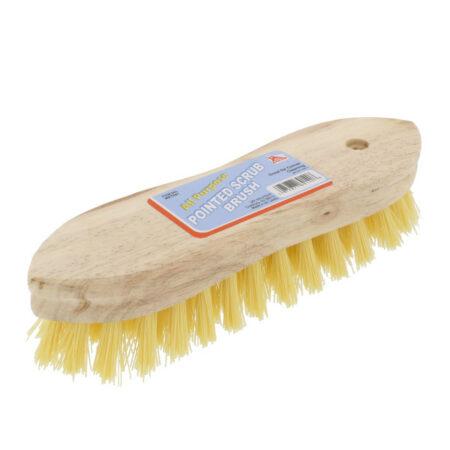 Pointed Scrub Brush