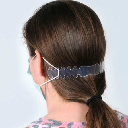 ear comfort for germ masks