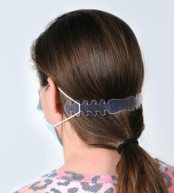 ear comfort for germ masks