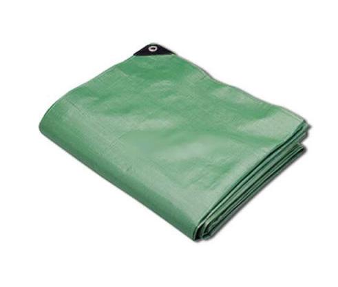 Heavy duty green tarps