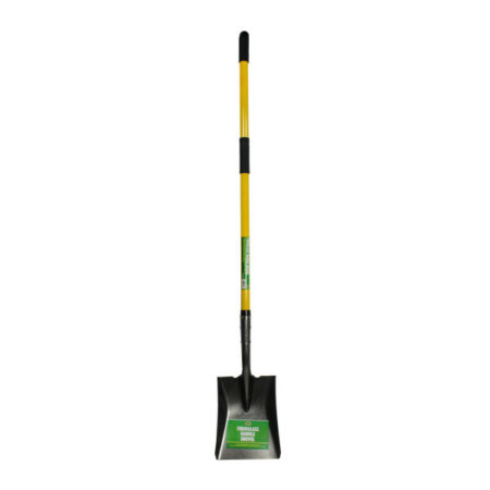 Square Point Shovel, 48 Inch Handle