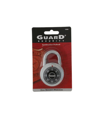 Padlock Dial Combination 2 Inch