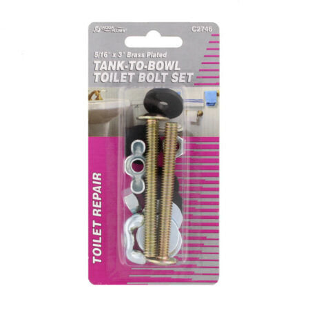 Tank to Bowl Toilet Bolt Set