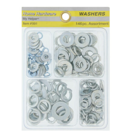Washers 146 Pc. Assortment