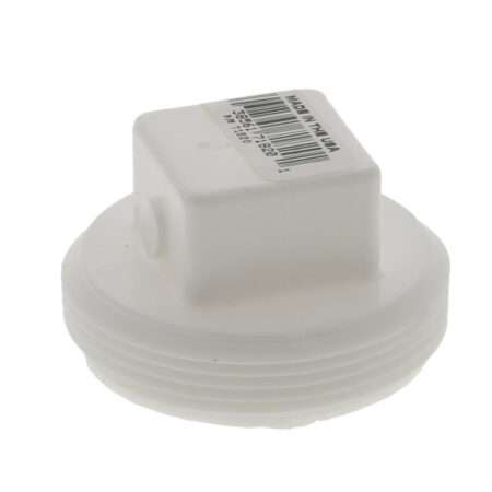 PVC Cleanout Plug 2 Inch