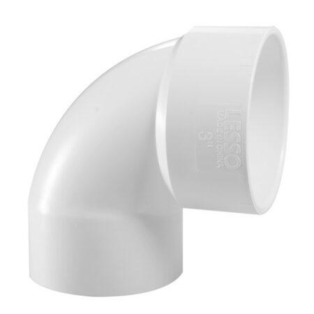 PVC Street Elbow 1-1/2 Inch