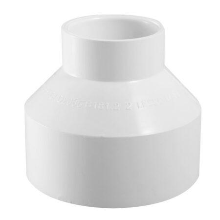 "PVC Coupling Reducer 4"" x 2"""